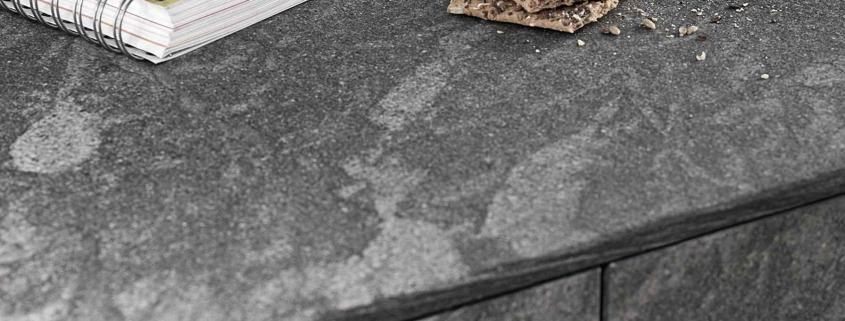 Valcucine granite worktop